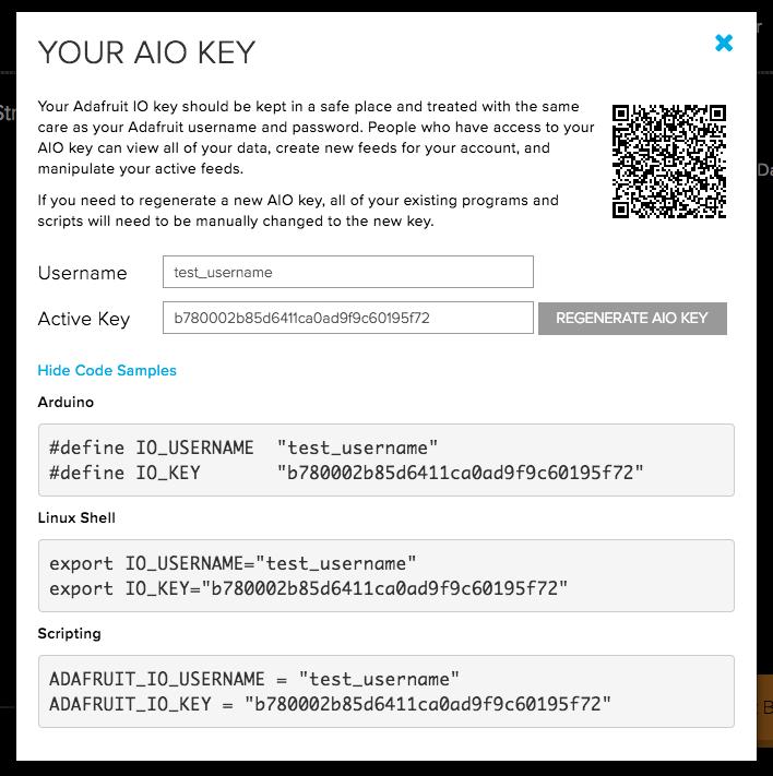 AIO key